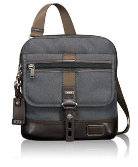 Annapolis Crossbody Zip Flap Alpha Bravo