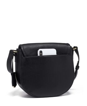 York Crossbody Leather Voyageur