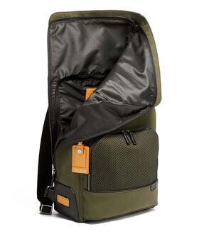 Osborn Roll Top Backpack Harrison
