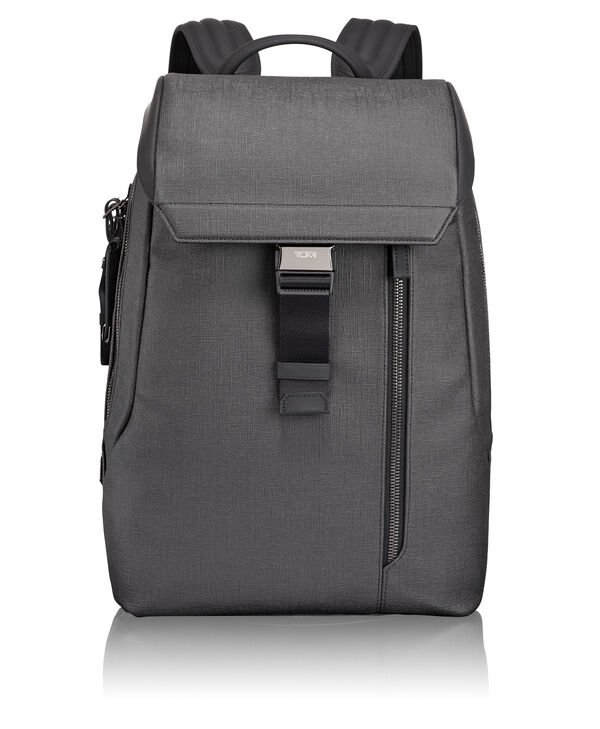 Ashton Dresden Flap Backpack