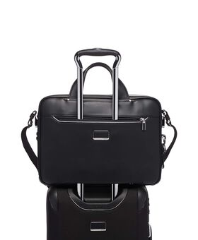 Sadler Brief Leather Arrivé