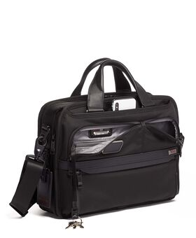Small Screen Expandable Laptop Brief Alpha 3