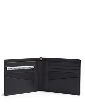Global Double Billfold Novara Slg