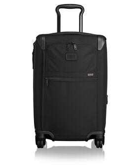 International Expandable 4 Wheeled Carry-On Alpha 2