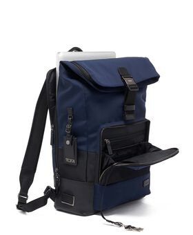 Oak Roll Top Backpack Harrison