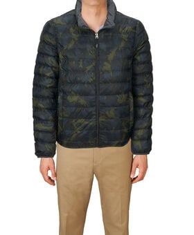 Patrol Reversible Packable Travel Puffer Jacket Tumi PAX Outerwear