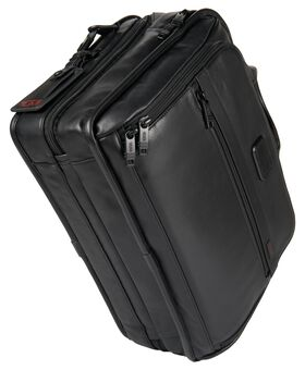 Organizer Leather Brief Alpha 2