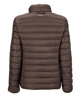 Women's - Clairmont Packable Travel Puffer Jacket Tumi PAX Outerwear