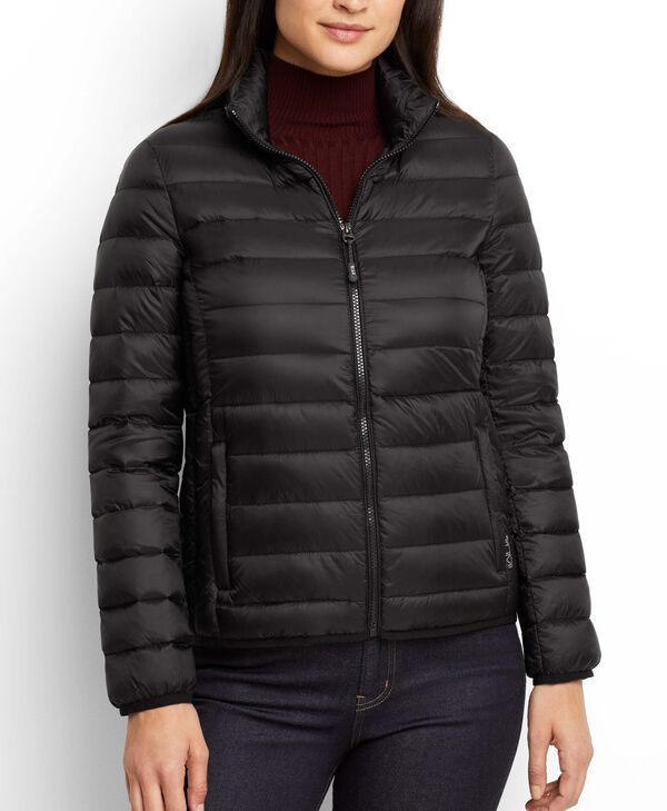 TUMIPAX Outerwear Women's - Clairmont Packable Travel Puffer Jacket XL