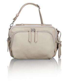 Luanda Leather Flight Bag Voyageur
