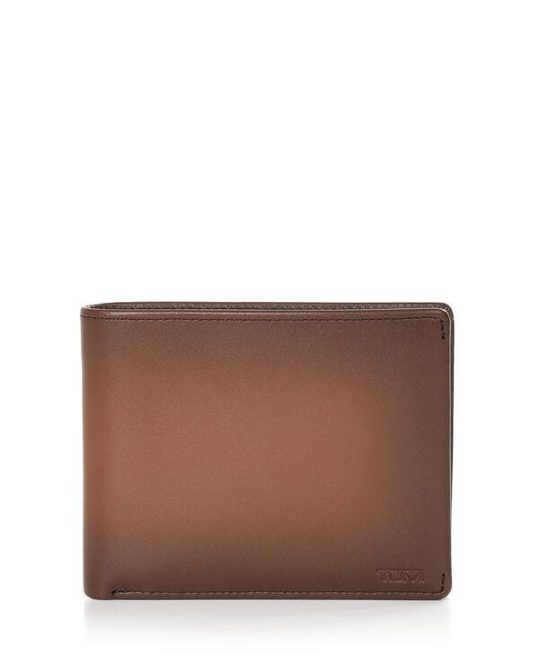 Nassau Global Wallet with Coin Pocket