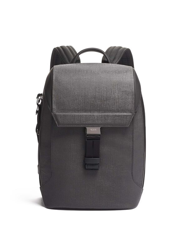 Ashton Dolton Flap Backpack