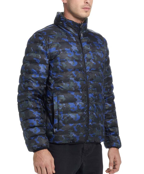 TUMIPAX Outerwear Patrol Reversible Packable Travel Puffer Jacket XXL