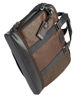 Andrews Slim Leather Brief Alpha Bravo