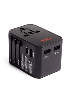 3 Port USB Power Adapter Electronics
