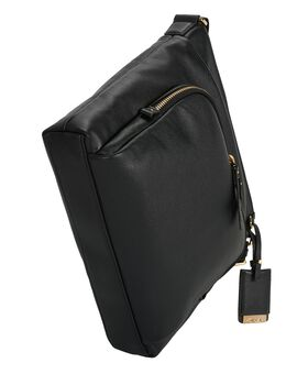 Capri Leather Crossbody Voyageur