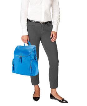Lexa Zip Flap Backpack Voyageur