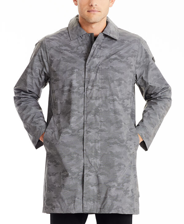 TUMIPAX Outerwear Men's Reflective Rain Coat XL