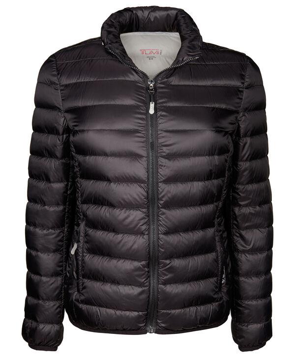 Tumi PAX Outerwear Women's - Clairmont Packable Travel Puffer Jacket M